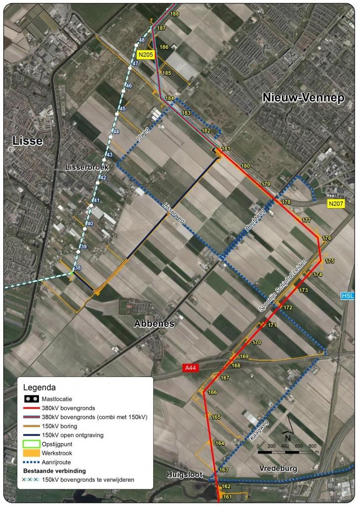 Werkzaamheden Tennet in de Haarlemmermeer Rijsenhoutinfo